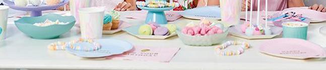Thème d'anniversaire Ballon Pink Birthday pour votre enfant