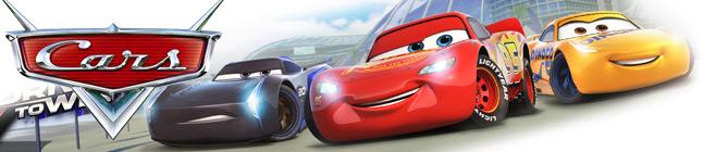 Thème d'anniversaire Cars 3 pour votre enfant
