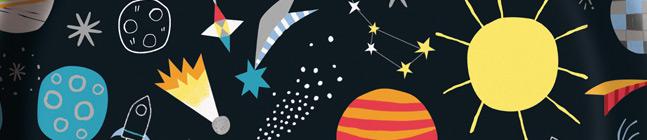 Thème d'anniversaire Cosmos Party pour votre enfant