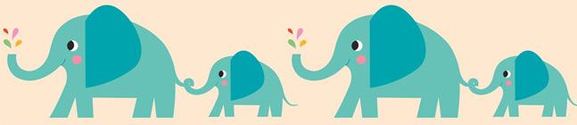 Thème d'anniversaire elvis l'eléphant pour votre enfant