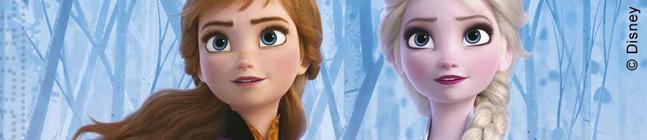 Thème d'anniversaire Frozen 2 Parme pour votre enfant