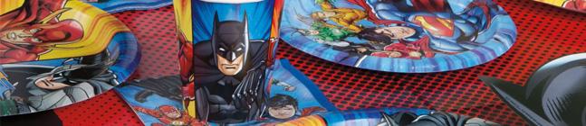 Thème d'anniversaire Justice League pour votre enfant