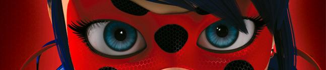 Thème d'anniversaire Miraculous Lady Bug - Compostable pour votre enfant