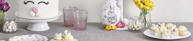 Thème d'anniversaire lapin flowers pour votre enfant