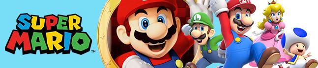 Thème d'anniversaire Mario Party pour votre enfant