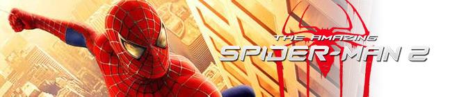 Thème d'anniversaire amazing spiderman 2 pour votre enfant