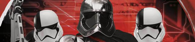 Thème d'anniversaire Star Wars Last Jedi pour votre enfant