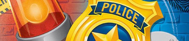 Thème d'anniversaire Police Patrouille pour votre enfant