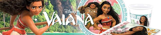 Thème d'anniversaire Vaiana et Maui pour votre enfant
