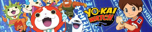 Thème d'anniversaire Yo Kai Watch pour votre enfant