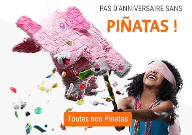 Les Pinatas