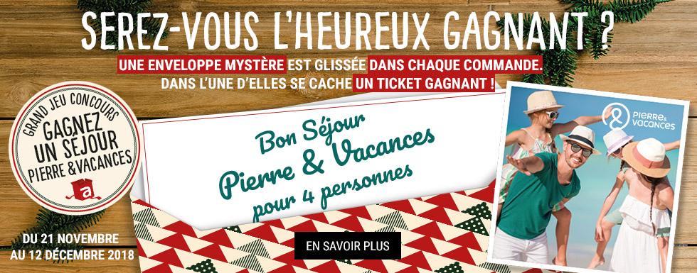 Concours Annikids Pierre & Vacances