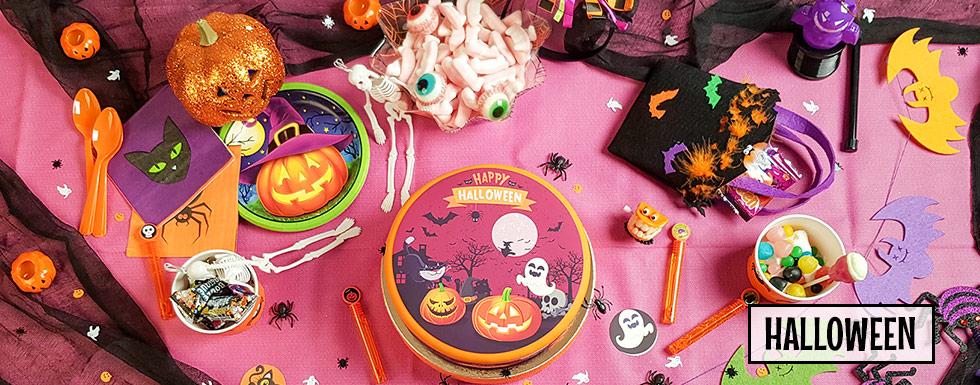 La Déco Halloween 2018