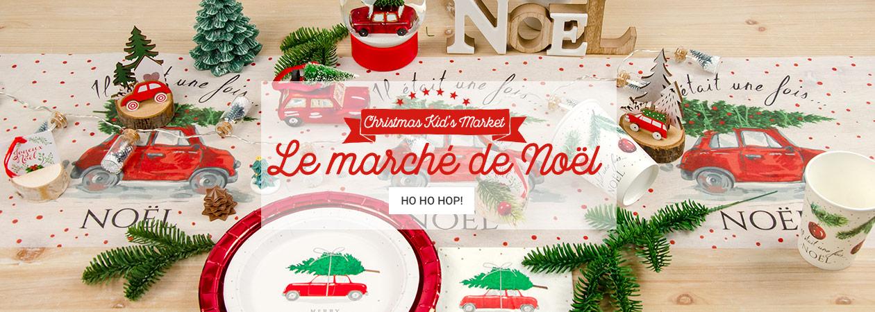 Le Marché de Noël Annikids