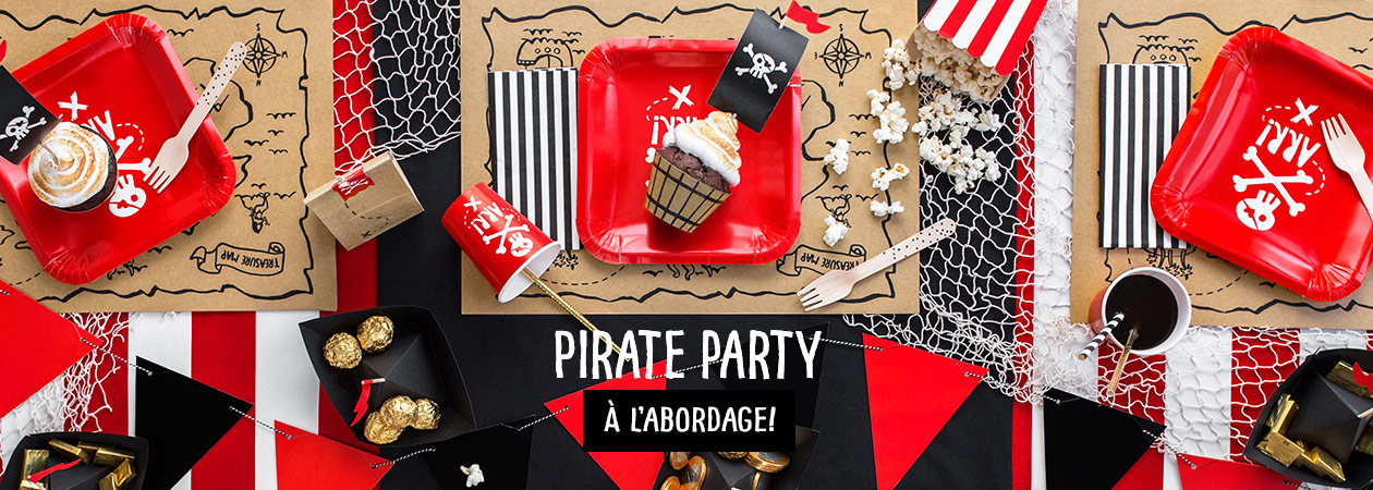 Pirate Party !