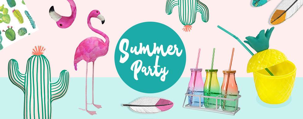Summer Party : les fêtes d'été