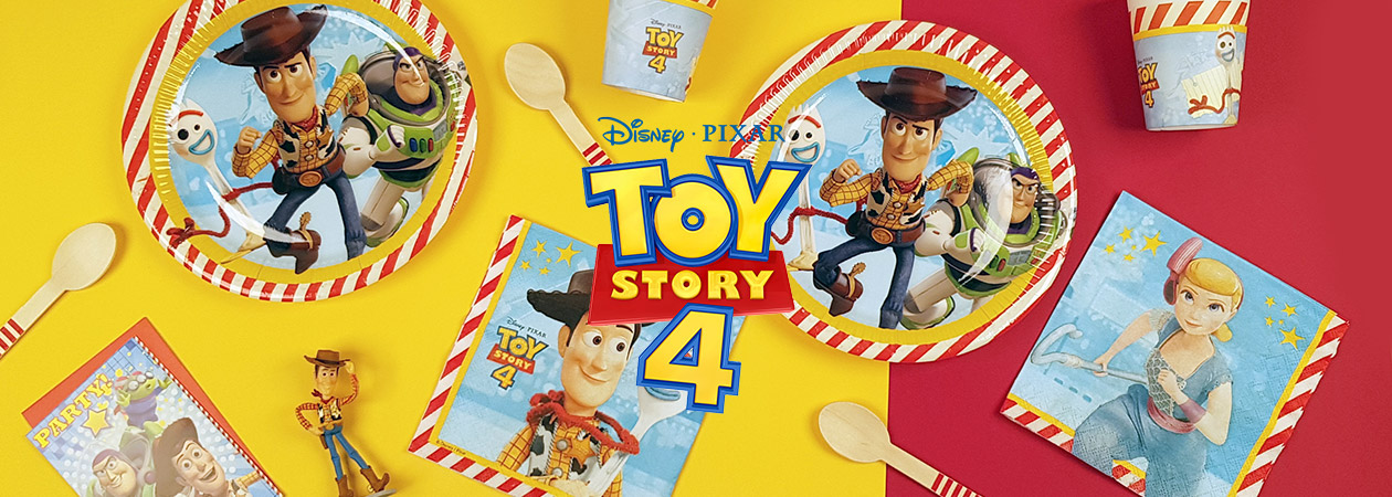 Thème Toy Story 4