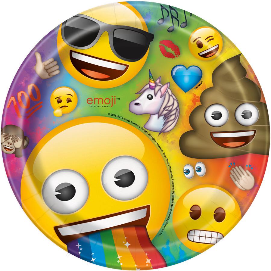 Theme D Anniversaire Emoji Rainbow Pour Votre Enfant Annikids
