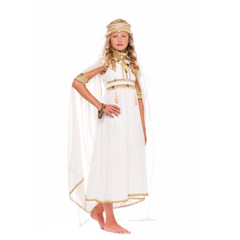 3426fc96f89 Déguisement princesse egyptienne luxe pour l anniversaire de votre enfant -  Annikids