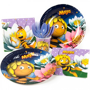 theme maya l abeille