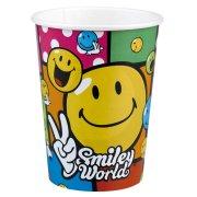 8 gobelets Smiley world