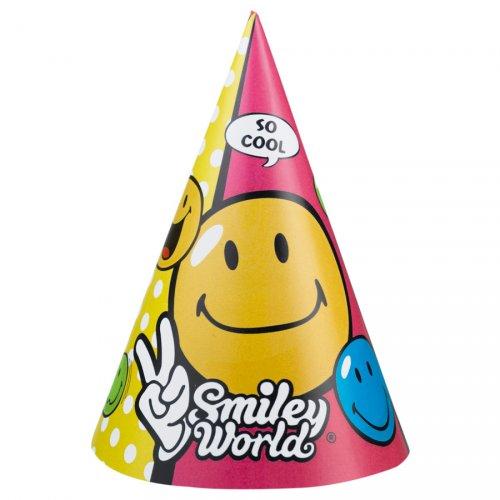 6 chapeaux Smiley world