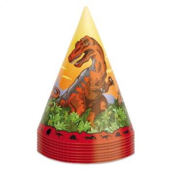 8 chapeaux T-rex