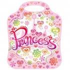 8 Pochettes à cadeaux Princesse Diva