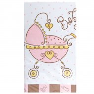 1 nappe Baby shower fille