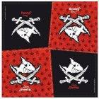 20 serviettes Capt'n Sharky