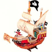 Kit de construction B�teau de pirate