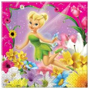 20 serviettes Fairies
