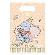 6 pochettes à cadeaux Dumbo