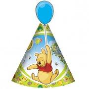 6 chapeaux Winnie L'ourson
