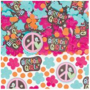 Confettis Peace and Love