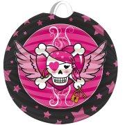 Lanterne Pirate girl