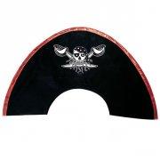 1 Chapeau Red Pirate