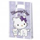 1 sac cadeau Charmmy Kitty mauve