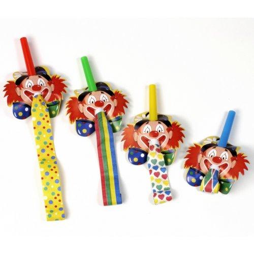 4 sans gênes Clown