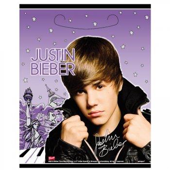 8 pochettes à Cadeaux Justin Bieber