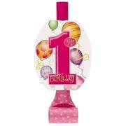 8 sans-gênes anniversaire  1 an fille
