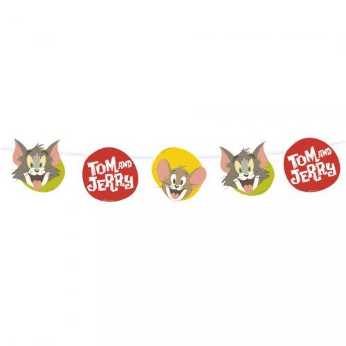 Bannière Tom & Jerry