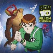 20 Serviettes Ben 10 Alien Force