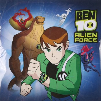 20 Serviettes Ben 10 Alien Force