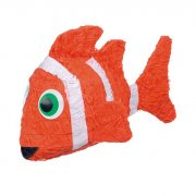 Pinata Poisson clown