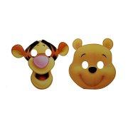6 Masques Winnie et ses amis