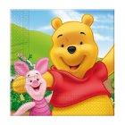 16 serviettes Winnie adventure