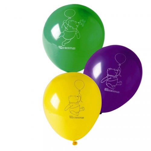6 ballons Winnie