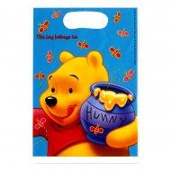 6 pochettes à cadeaux Winnie adventure