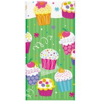 Contient : 1 x Nappe Cupcake